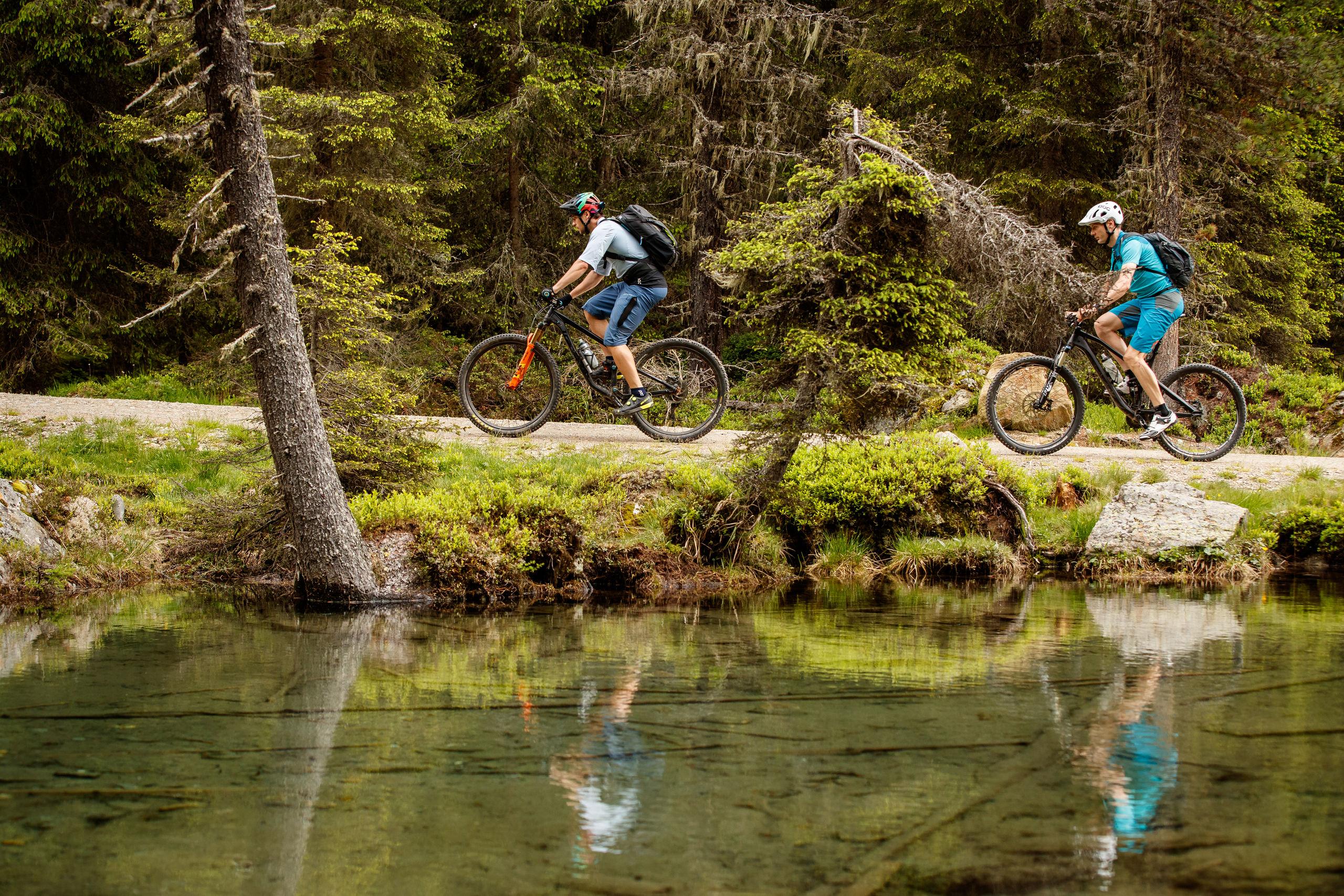 Explore East Tyrol - on the bike in Lienz