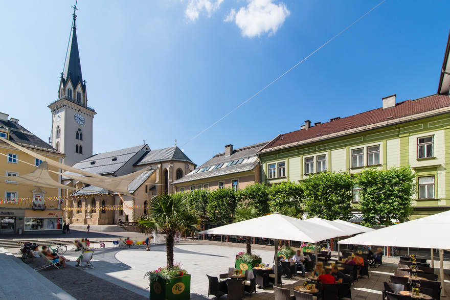 Villach - the city with a southern flair
