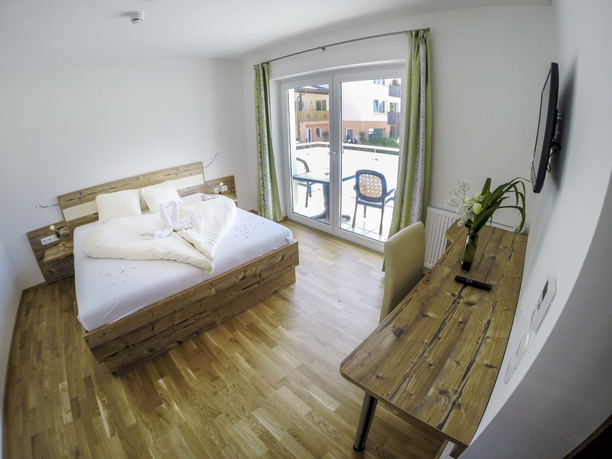 New double room with balcony
