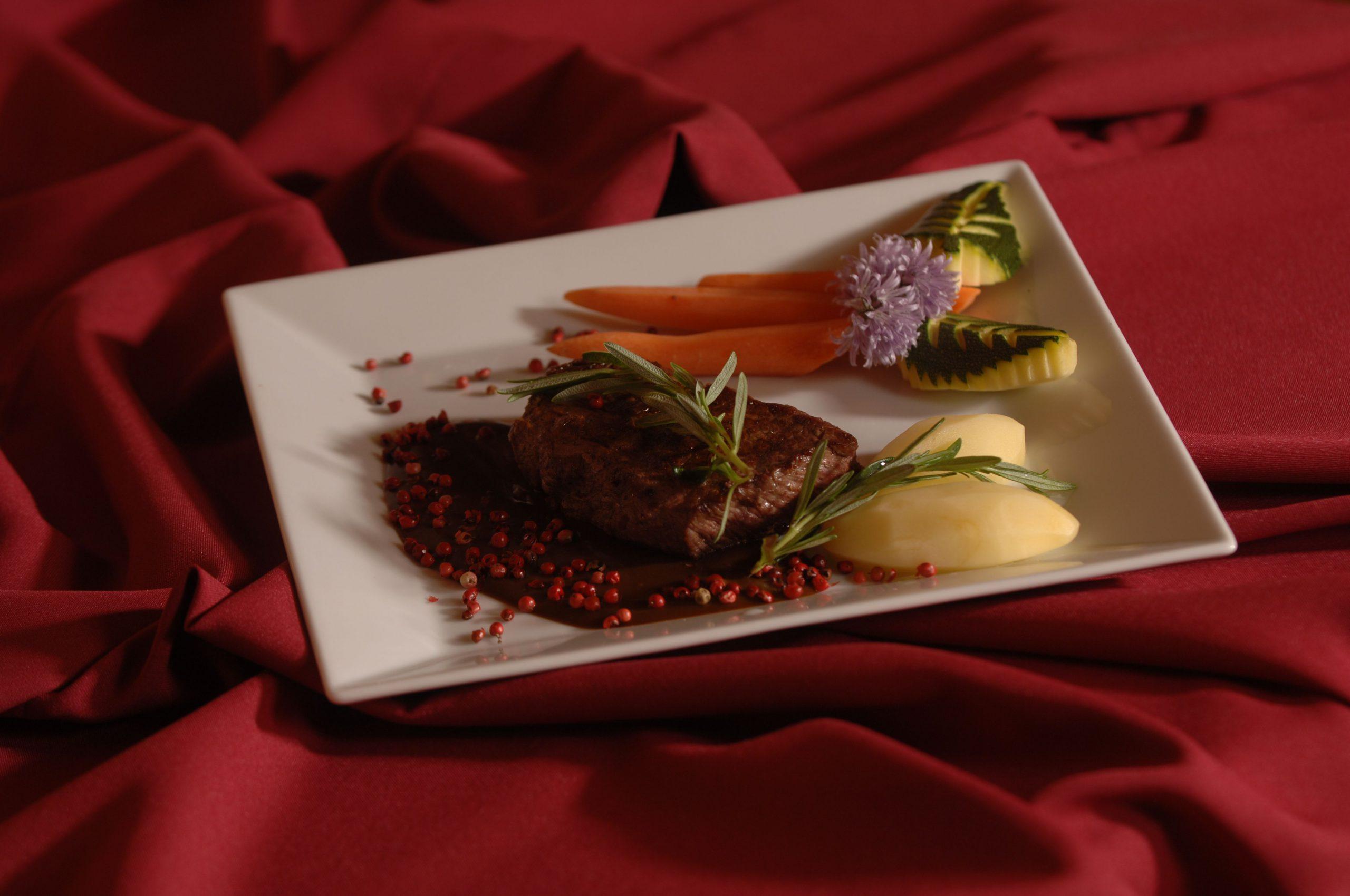 Hotel Alber cuisine