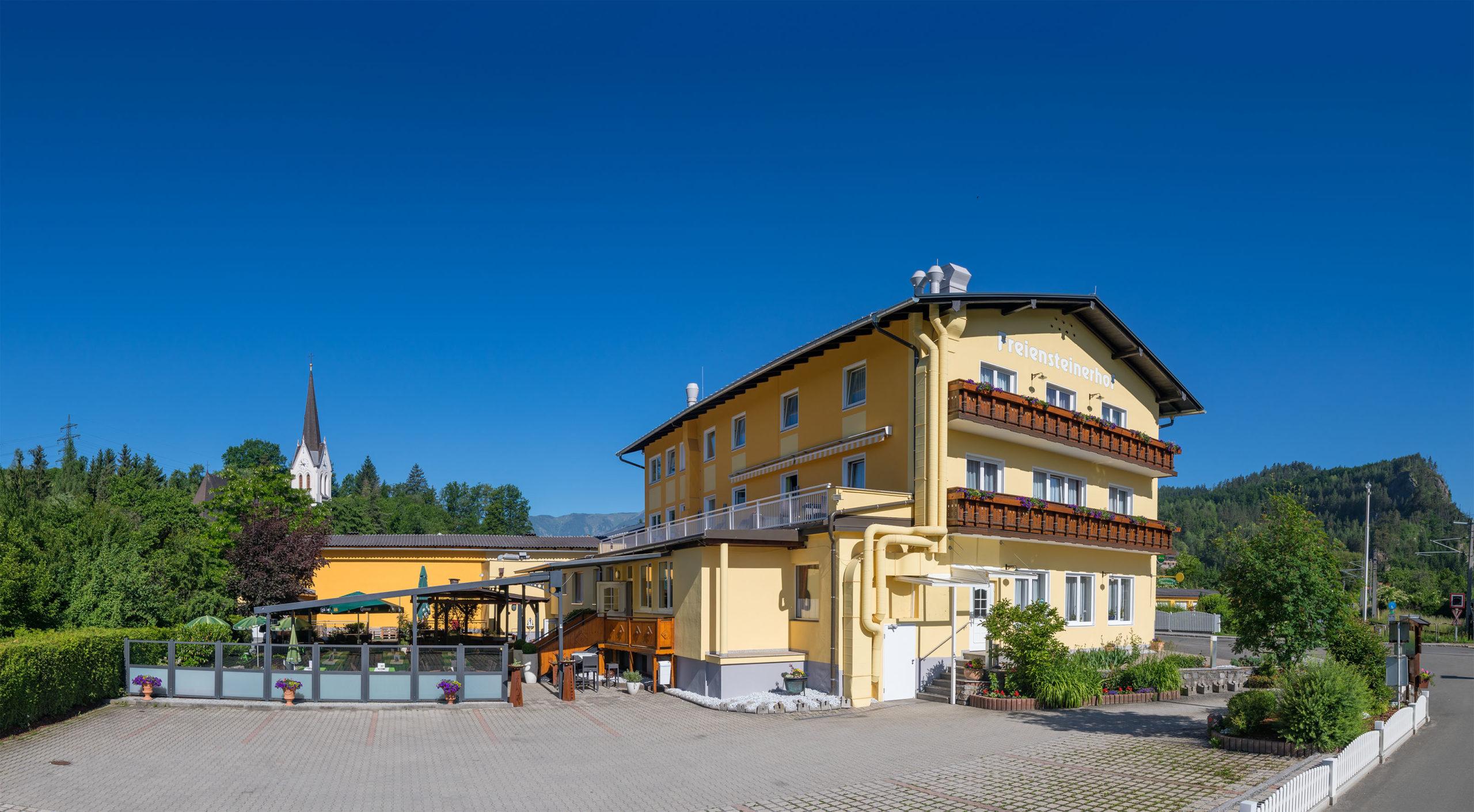 3 * Hotel Freiensteinerhof