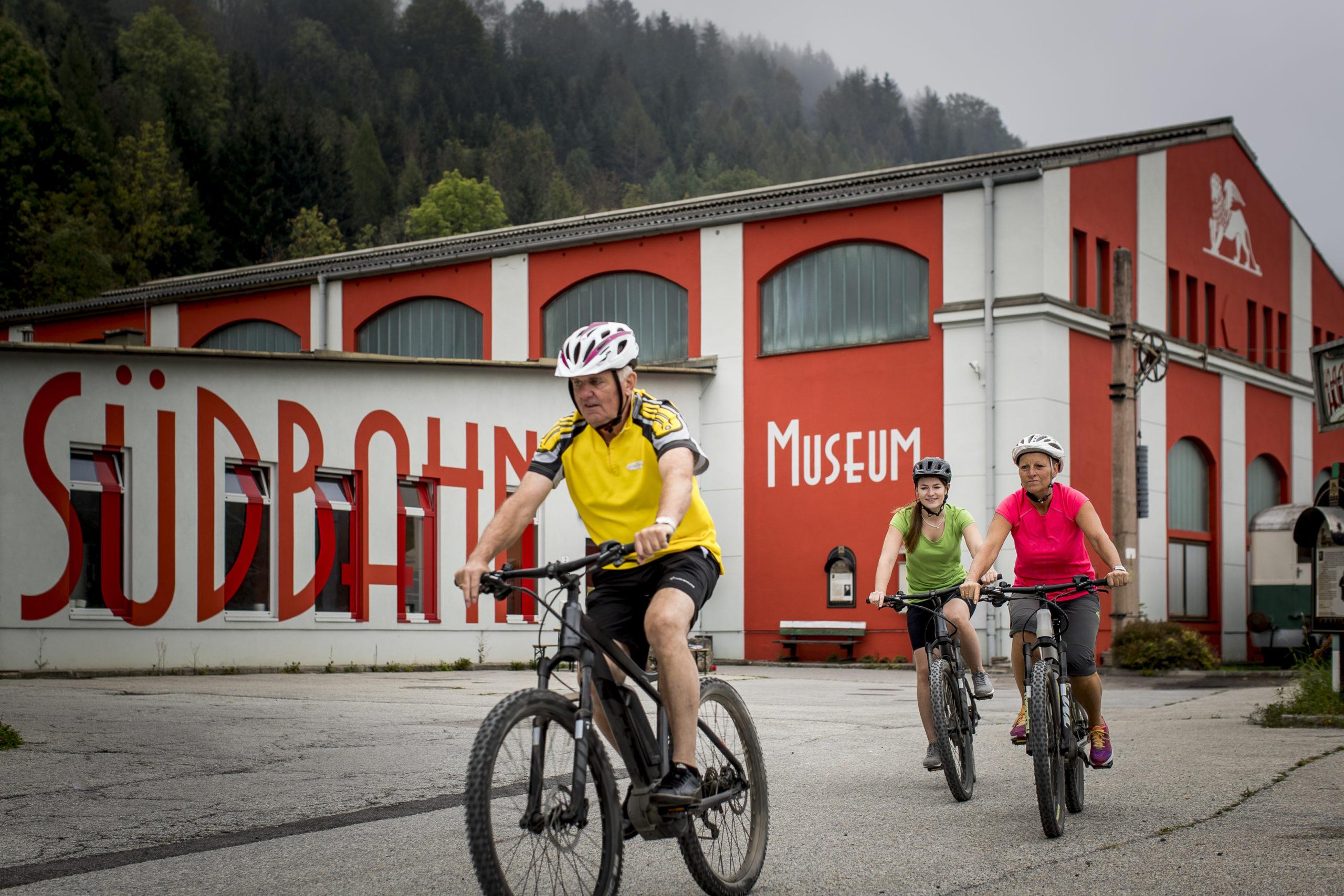 Radtour Hochsteiermark
